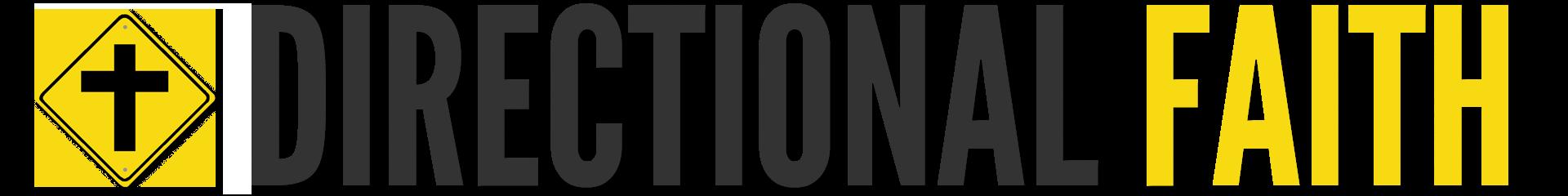 Directional Faith Logo