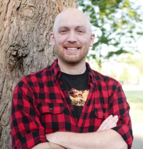 Chad Torgerson, an online Christian spiritual director